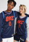 Nike Performance - OKC RUSSELL WESTBROOK NBA M NK SWINGMAN - Vereinsmannschaften - college navy/signal blue