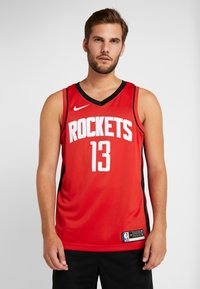 Nike Performance - HOUSTON ROCKETS JAMES HARDEN NBA SWINGMAN - Artykuły klubowe - university red - 0