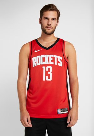 HOUSTON ROCKETS JAMES HARDEN NBA SWINGMAN - Klubtrøjer - university red
