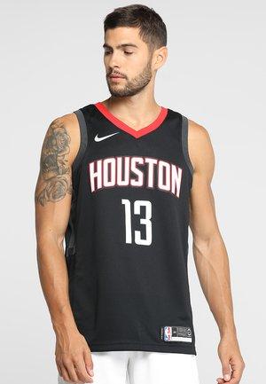 HOUSTON ROCKETS JAMES HARDEN NBA SWINGMAN - Squadra - black/university red