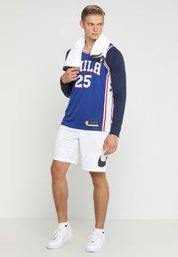 Nike Performance - PHILADELPHIA 76ERS NBA SWINGMAN - Club wear - rush blue/white/university red - 1