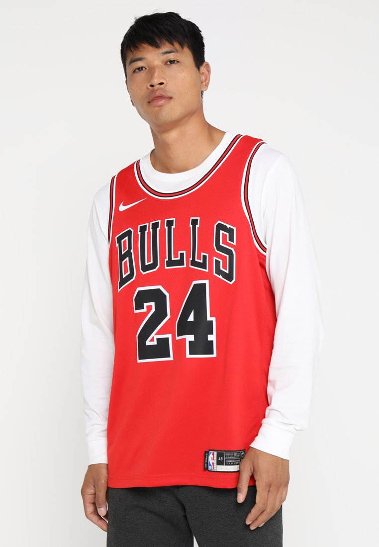 Nike Performance - CHICAGO BULLS NBA SWINGMAN - Artykuły klubowe - university red/white