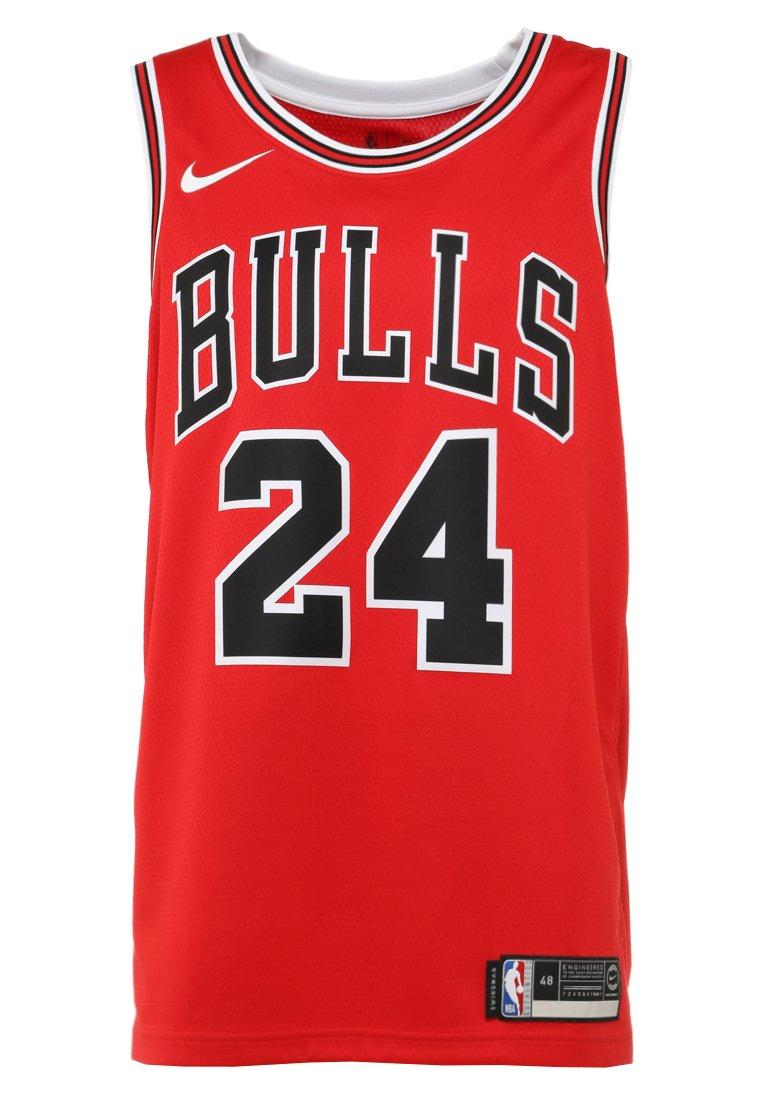 Nike Performance Chicago Bulls Nba Swingman - Klubtrøjer University Red/white