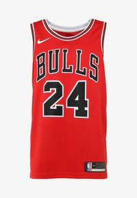 Nike Performance - CHICAGO BULLS NBA SWINGMAN - Artykuły klubowe - university red/white - 4