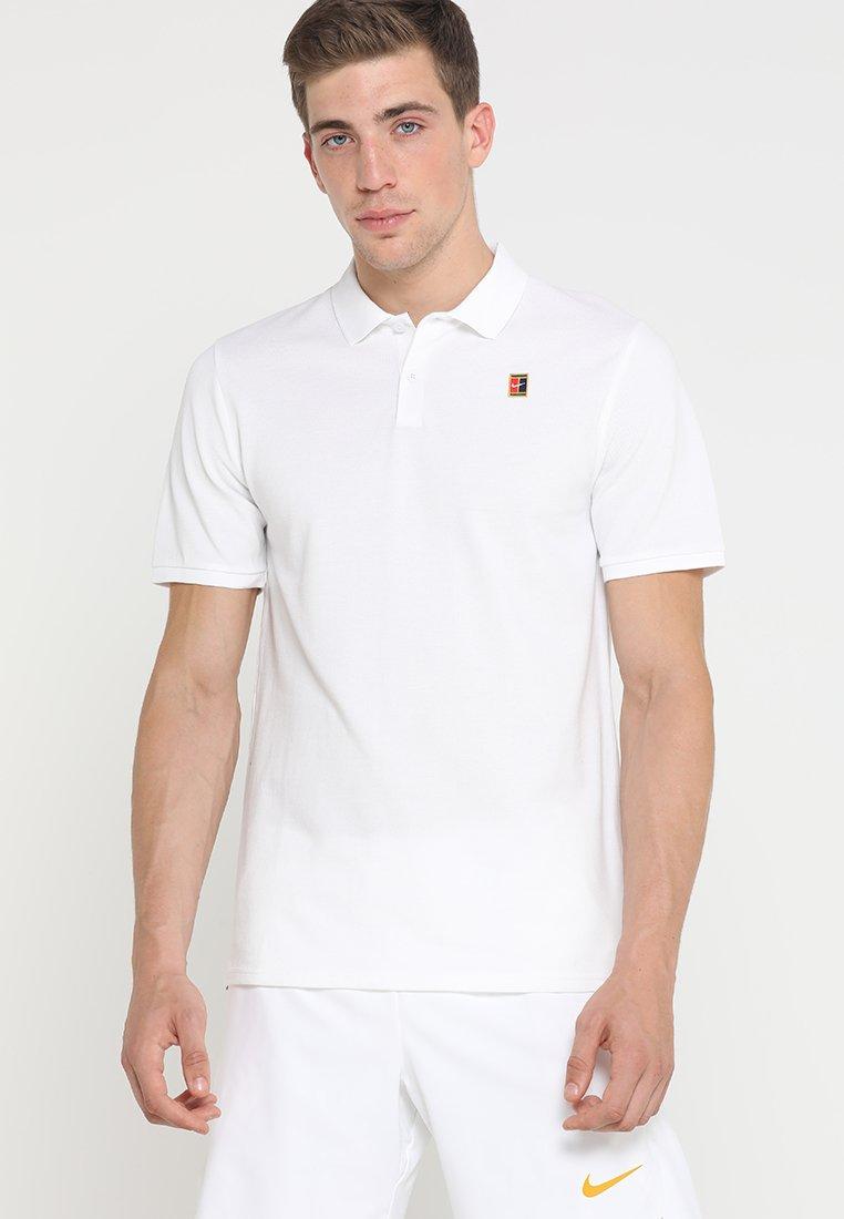 Nike Performance - HERITAGE - Polo - white