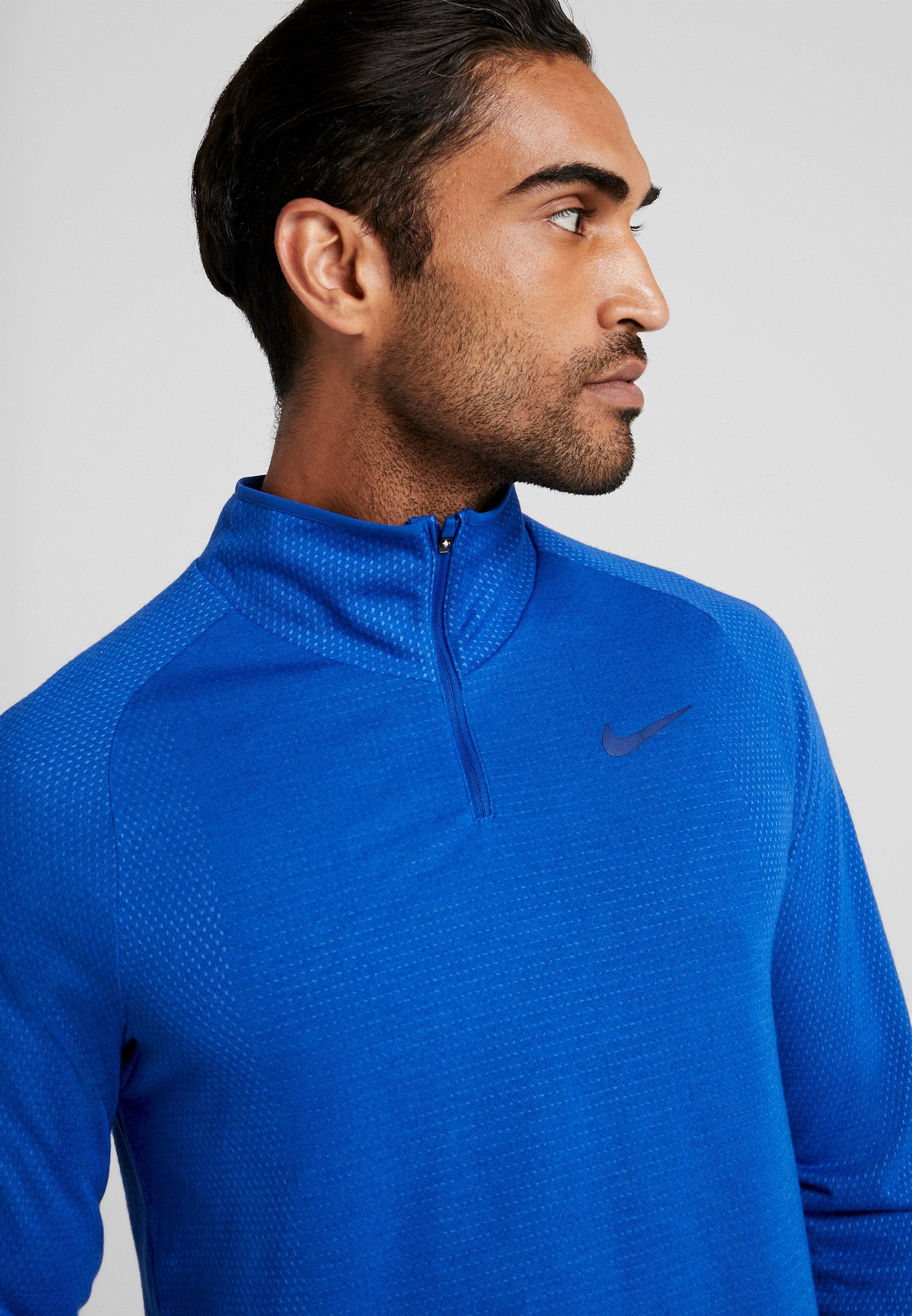 Nike Performance Funktionsshirt - indigo force