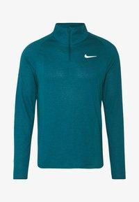 Nike Performance - Sports shirt - valerian blue/white - 3