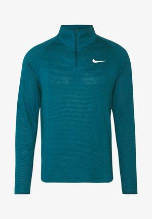 T-shirt de sport - valerian blue/white