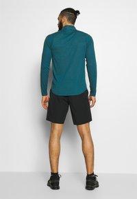 Nike Performance - Sports shirt - valerian blue/white - 2