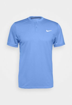 DRY BLADE - Print T-shirt - light blue