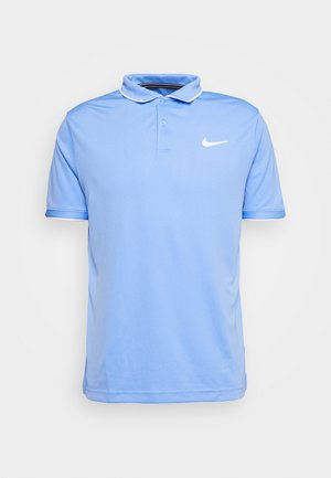 DRY TEAM - Sports shirt - royal pulse/white