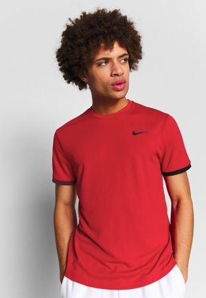 DRY - Camiseta básica - gym red/black
