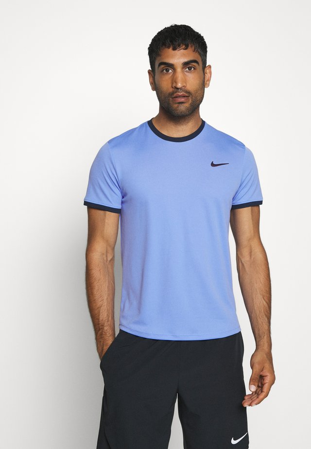 DRY - T-Shirt basic - royal pulse/obsidian
