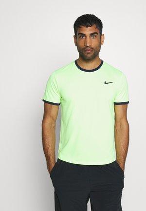 DRY - Camiseta básica - ghost green/obsidian