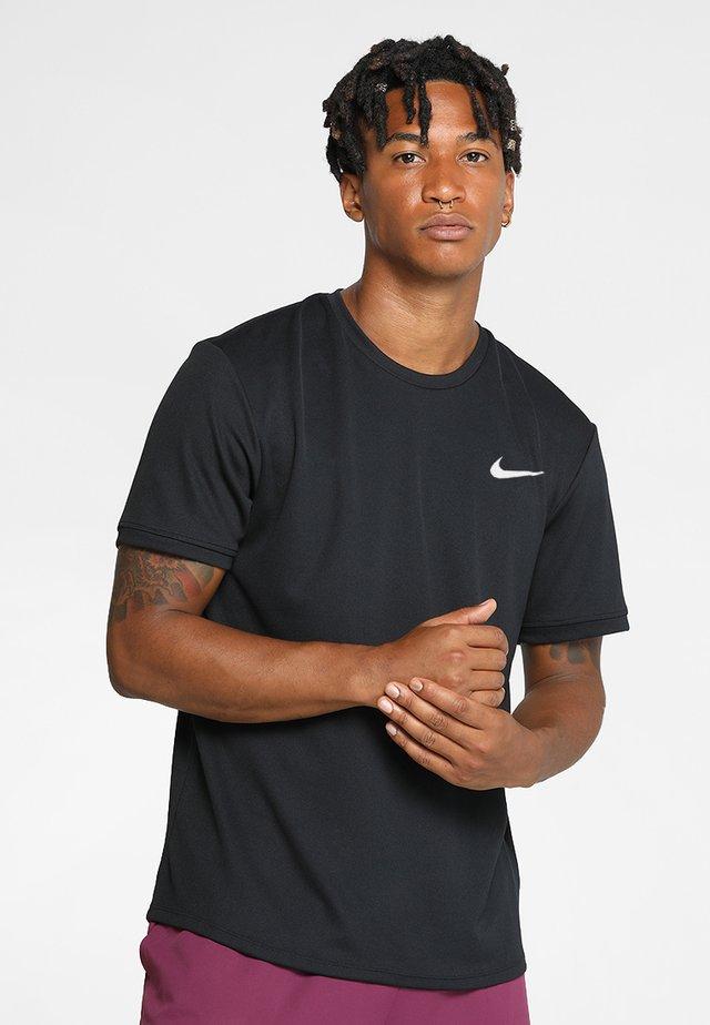 DRY - T-shirts basic - black/white