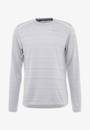 DRY MILER - Sports shirt - atmosphere grey/heather/vast grey/silver