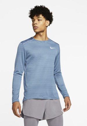 DRY MILER - Sports shirt - dark blue