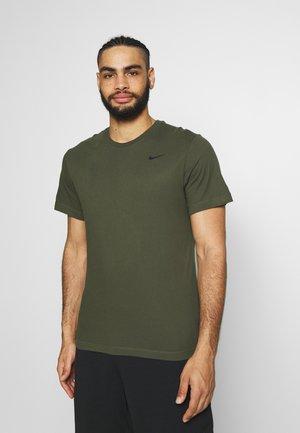 Camiseta básica - khaki