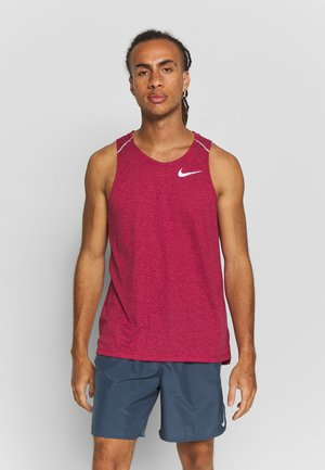 RISE TANK - Funktionsshirt - noble red