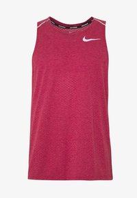 Nike Performance - RISE TANK - Camiseta de deporte - noble red - 3