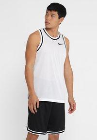 Nike Performance - DRY CLASSIC - Funkční triko - white/black - 0