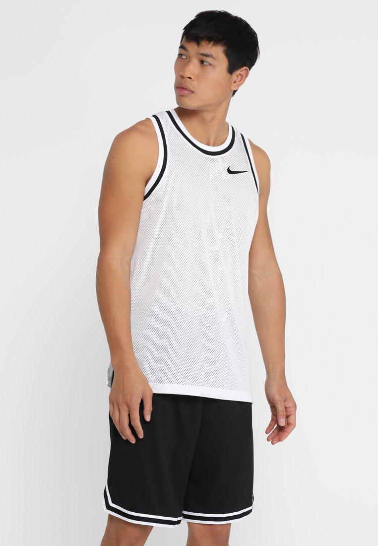Nike Performance - DRY CLASSIC - Funkční triko - white/black
