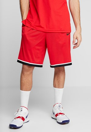 CLASSIC - Träningsshorts - university red/black