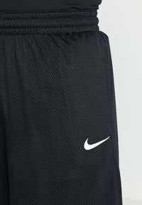 Nike Performance - CLASSIC - Krótkie spodenki sportowe - black/anthracite/white - 4