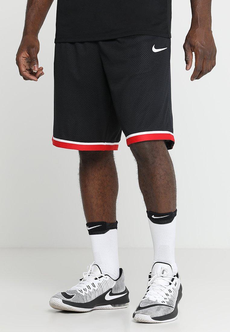 Nike Performance - CLASSIC - Krótkie spodenki sportowe - black/anthracite/white