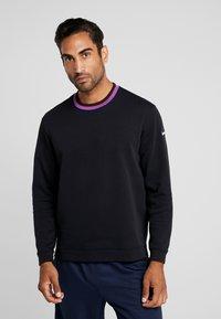 Nike Performance - DRY HOOP FLY - Camiseta de deporte - black/white - 0