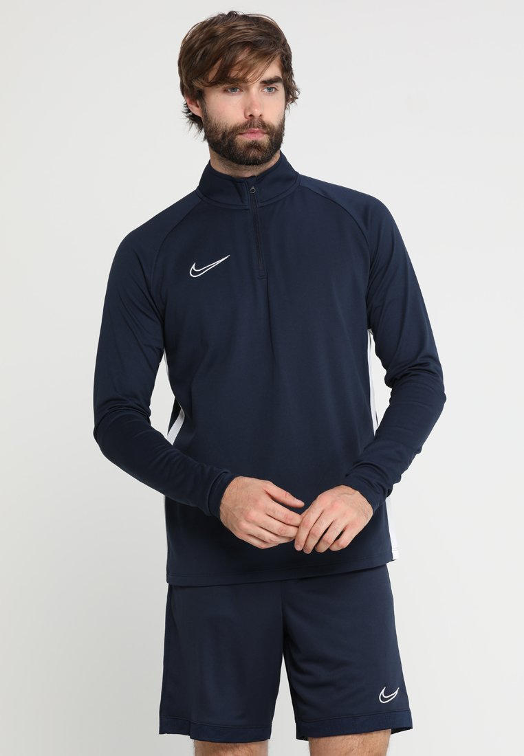 Nike Performance - DRY  - Funktionsshirt - obsidian/white