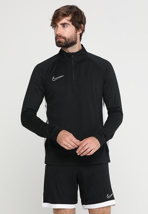 DRY  - Sports shirt - black/white