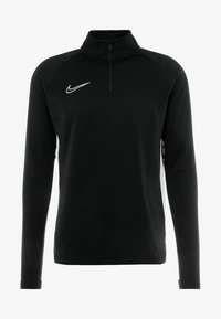 Nike Performance - DRY  - Camiseta de manga larga - black/white - 4