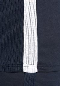 Nike Performance - DRY ACADEMY - T-shirts print - obsidian/white - 3
