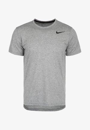 HYPERDRY - T-shirt basique - dark grey