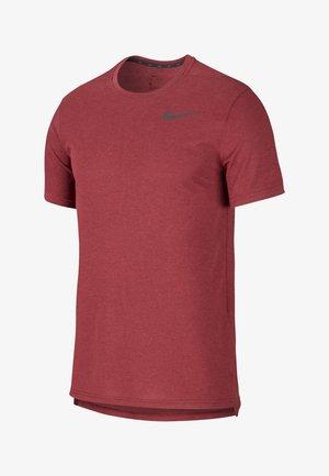 HYPERDRY - T-shirt - bas - bordeaux