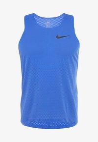 Nike Performance - AROSWFT TANK - T-shirt de sport - hyper royal/black - 4