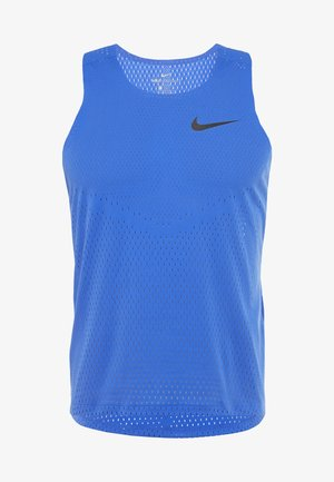 AROSWFT TANK - Sports shirt - hyper royal/black