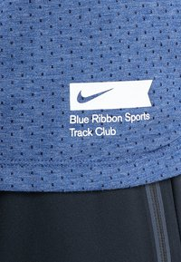 Nike Performance - RISE TANK - Sports shirt - blue void/pure - 7