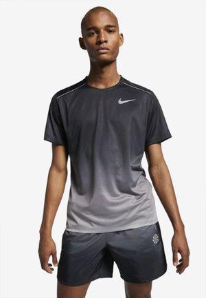 DRY MILER  - Print T-shirt - grey