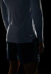 Nike Performance - ULTRA - Funktionsshirt - indigo fog/football grey - 5