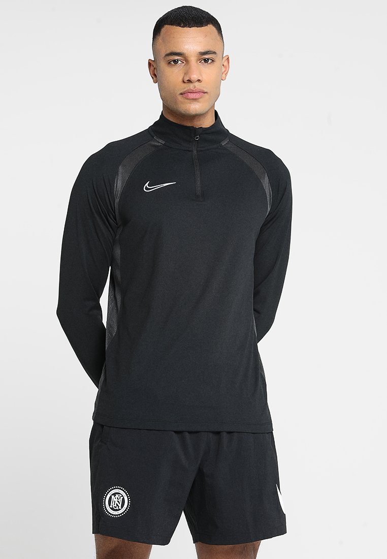 Nike Performance - DRY ACADEMY DRIL - Sports shirt - black