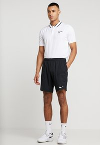 Nike Performance - DRY  - Camiseta de deporte - white/black - 1