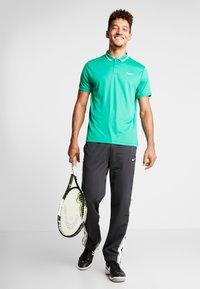 Nike Performance - DRY  - Funktionströja - neptune green/white - 1