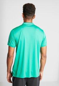 Nike Performance - DRY  - Funktionströja - neptune green/white - 2