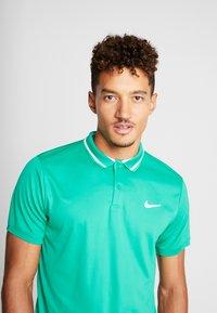 Nike Performance - DRY  - Funktionströja - neptune green/white - 3