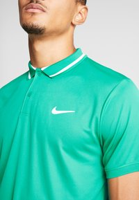 Nike Performance - DRY  - Funktionströja - neptune green/white - 5