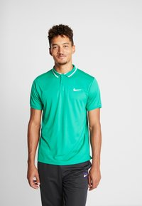 Nike Performance - DRY  - Funktionströja - neptune green/white - 0