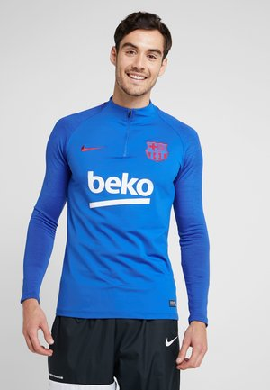 FC BARCELONA DRY - Artykuły klubowe - lyon blue/deep royal blue/noble red