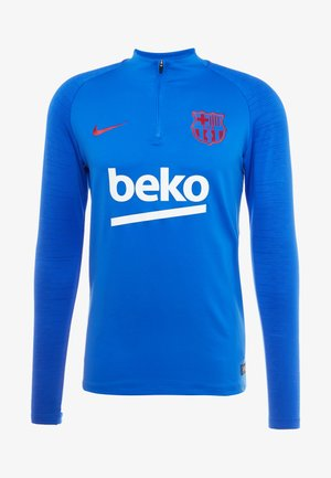 FC BARCELONA DRY - Artykuły klubowe - lyon blue/deep royal blue/noble red